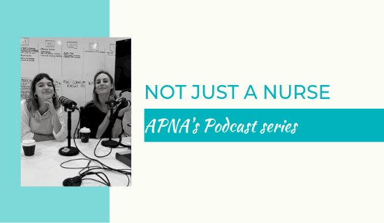 Not Just a Nurse Podcast