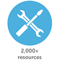 Home Page Icon - Resources