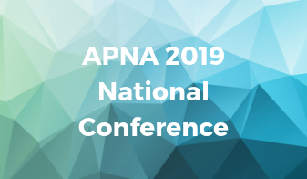 APNA 2019 National Conference