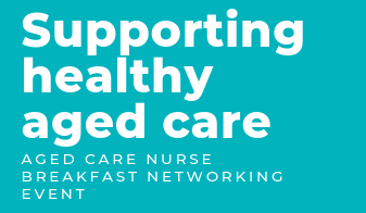 Aged Care Nurse Breakfast Networking Event