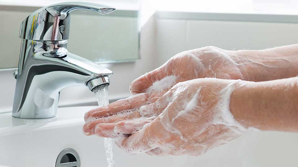 Hand Hygiene for Healthcare Workers