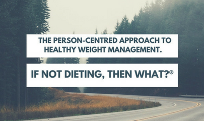 Webinar: The person-centred approach to healthy weight management