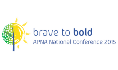 2015 APNA Conference - Brave to Bold