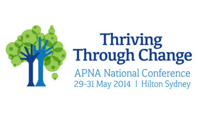 Thriving Through Change - 2014 APNA Conference