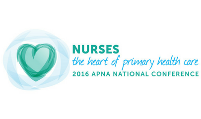Nurses | The heart of primary health care - 2016 APNA Conference