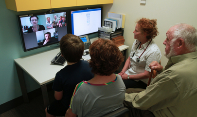 Nursing and Midwifery Telehealth